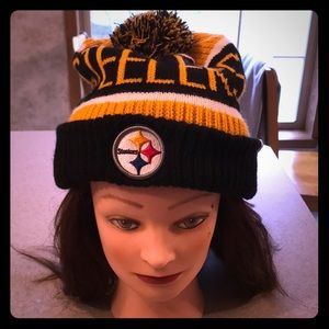 Accessories - Pittsburgh Steelers beanie